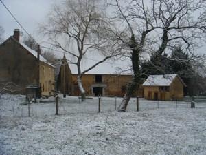 Les Révillons sous la neige